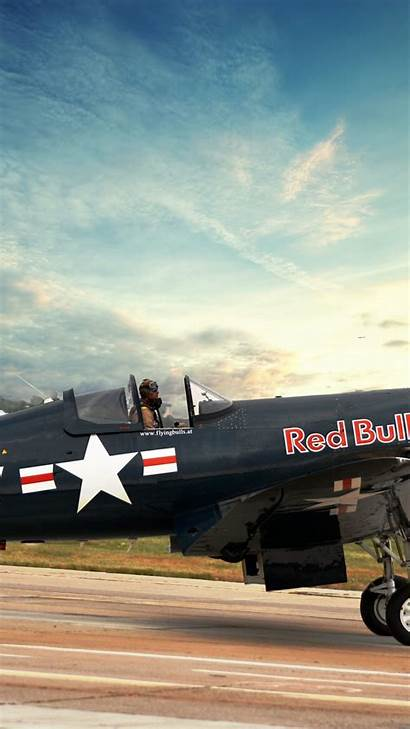 Corsair F4u Vought Wallpapers Bulls Bull Flying