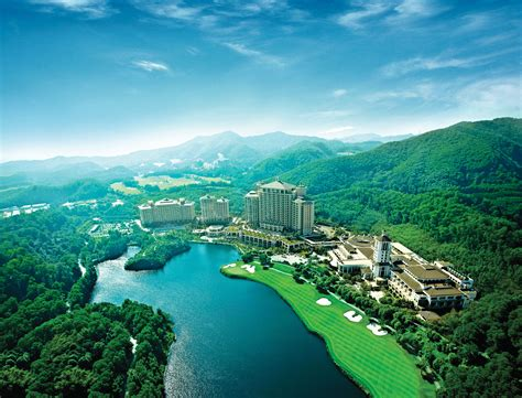 Mission Hills, the World's Largest Golf Resort - Part 1 ...