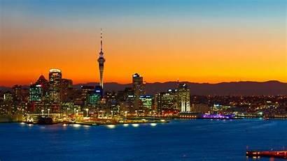Zealand Coromandel Skyline Auckland