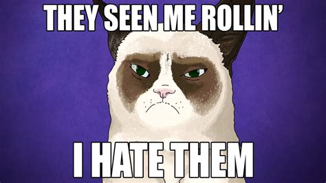 [Respect] Grumpy Cat (animeme) : respectthreads