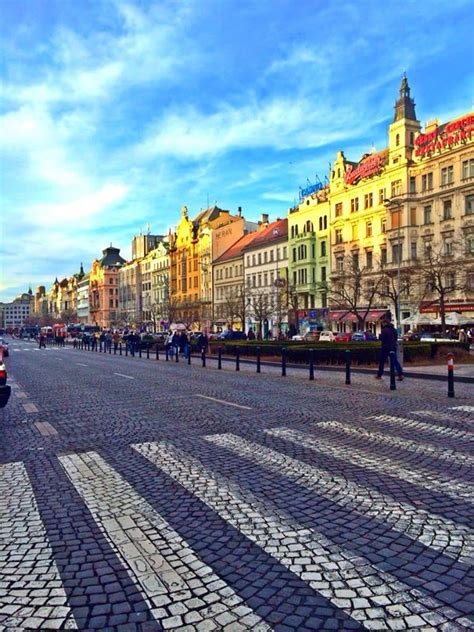 The Cobblestone Streets Things To Do In Prague