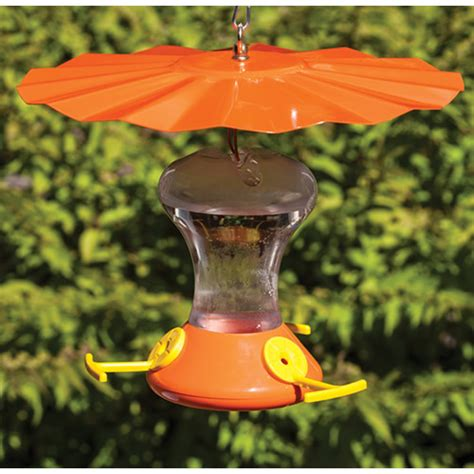 how to make a rain guard for bird feeder duncraft oriole weather guard