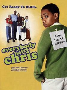 Everybody Hates Chris Movie Poster 11x17 C Tichina Arnold