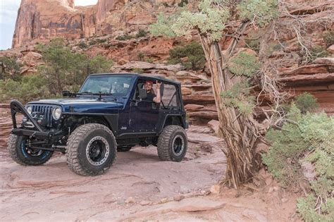 jeep safari 2017 2017 easter jeep safari moab rim hells revenge quadratec