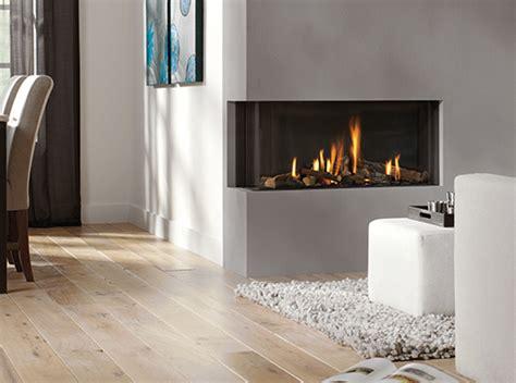 ventless gas fireplace bidore 95 element4 corner direct vent gas fireplace