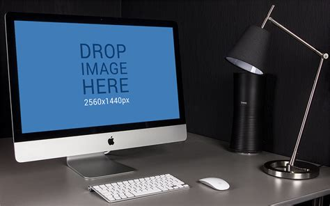 free psd imac mockup inventlayout com download free