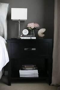 Best 25 Black Bedside Tables Ideas On Pinterest Painted