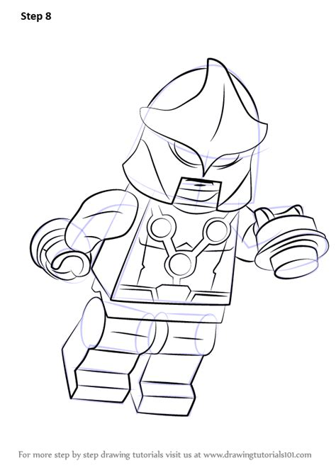 learn   draw lego nova lego step  step drawing