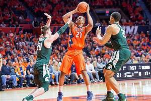 Illinois men's basketball loses at Rutgers on last-second ...