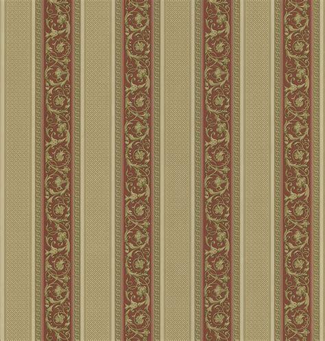 brewster   vintage legacy iii floral stripe