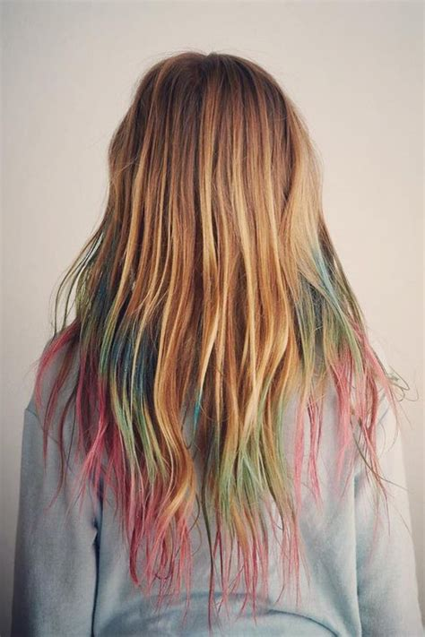 hair chalk reviews   chalk  hair tutorial