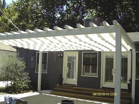 wire awning  patio  wire awning patio patio yard ideas