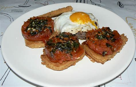 une cuisine pour voozenoo panisse maison et tomates à la provençale une cuisine