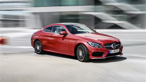 Mercedes C Class Coupe Photo by 2016 Mercedes C Class Coupe Revealed Photos Caradvice