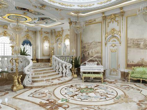 Luxury Designs : Professional Villa Interior Design In Qatar By Antonovich