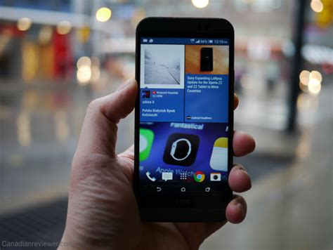 telus and koodo rolling out marshmallow update to htc one m8 and m9 smartphones canadian