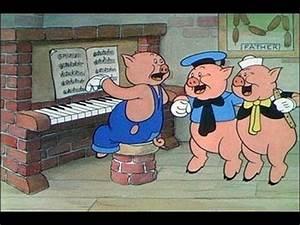 Youtube Trois Petit Cochon : les trois petits cochons 1933 walt disney youtube ~ Zukunftsfamilie.com Idées de Décoration