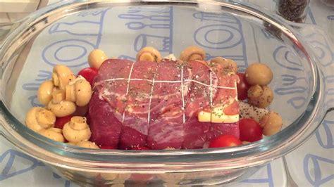 Cuisiner Un Roti De Veau Congelé by Cuisiner Un R 244 Ti De Porc Orloff Faire Un R 244 Ti Youtube