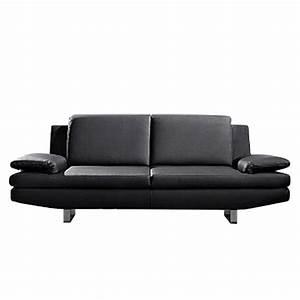 Kunstleder Couch Schwarz : 2 sitzer einzelsofa von fredriks bei home24 kaufen home24 ~ Watch28wear.com Haus und Dekorationen
