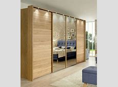 Modern Wardrobes » Jupiter by Stylform Semi Solid Oak