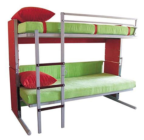 that converts to bunk bed convertible beds add unique style to a room