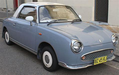 Nissan Figaro - Wikipedia