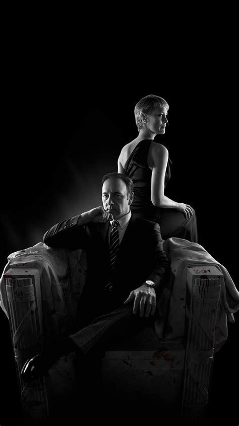 House of Cards Phone Wallpaper | Moviemania