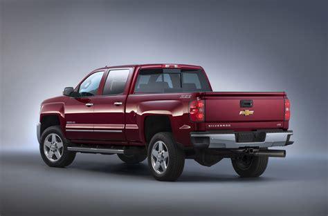 Chevrolet Silverado Hd by 2016 Chevrolet Silverado Hd Gm Authority