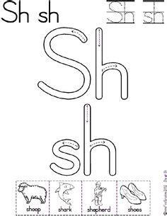 sh worksheets images preschool speech language