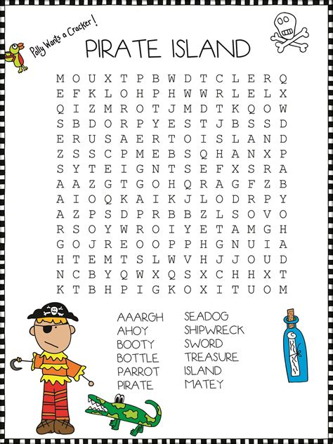 pirate word search for k5 worksheets educative puzzle for pirate