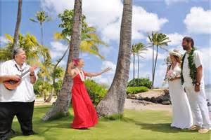 hawaiian wedding honolulu weddings by bridal hawaii