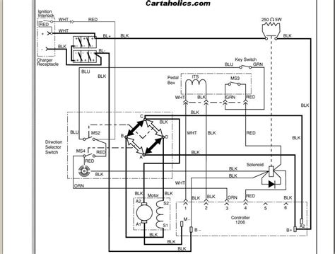 wiring diagram textron harness ez go electric golf cart