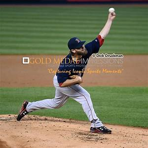 WADE MILEY, Red Sox starting pitcher throws first pitch of ...