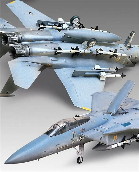 [free Shipping] Academy 1/48 U.s. Air Force F-15c/d