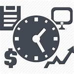 Management Efficiency Icon Performance Success Plan Digitaleye