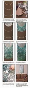 Mosaikbild Spiegelfliesen Mosaik Pinterest