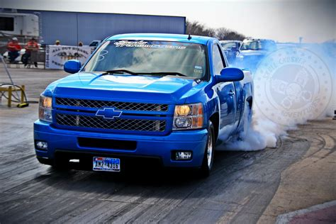 JUICED 448 LSX Silverado SS @ Ls1truck Shootout 2014   YouTube