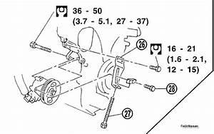 35 2000 Nissan Maxima Power Steering Hose Diagram
