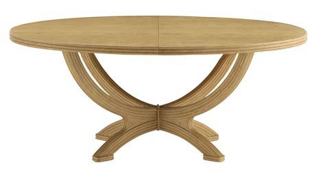 table de cuisine ovale table ovale avec rallonge brin d 39 ouest