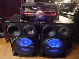 Sony Dj   House Stereo Hcd