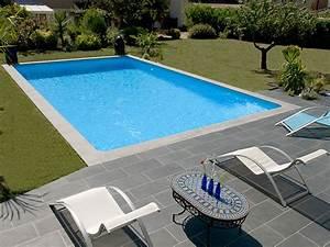 piscines marinal quelques realisation de piscines With modele de piscine en beton
