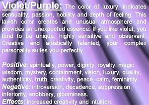 Purple Meaning - Purple Color Psychology
