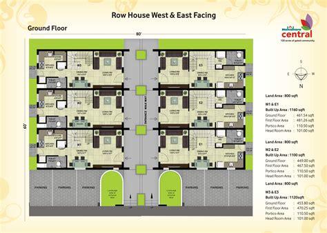 Duplex townhouse plan e2028 a1 1 town house plans family house plans house floor plans. 20 Best Simple Row House Layout Ideas - Home Plans & Blueprints