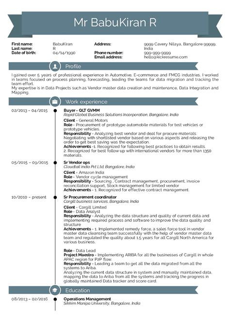 Writing and formatting a data analyst resume can be a challenge but with the right tips, you are well on your way toward landing that dream job. Data Analyst Resume Examples 2019 Data Analyst Resume ...