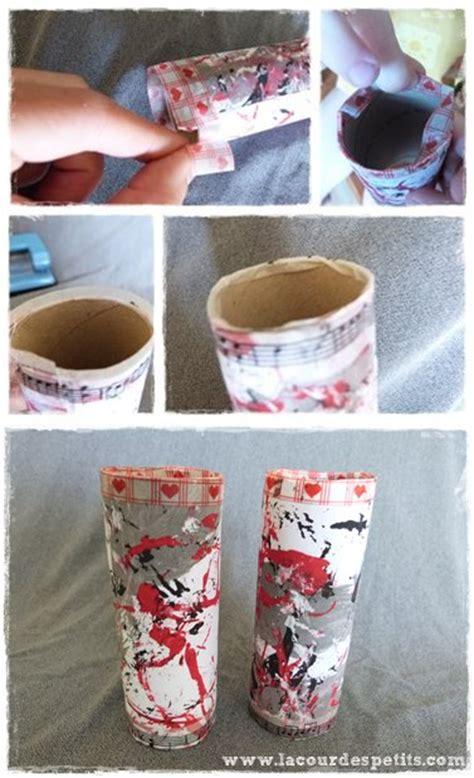 bricolage en rouleau de papier toilette 4 les jumelles