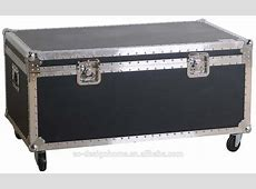 Silverblack Aluminiumwooden Storage Trunk & Wheels Buy