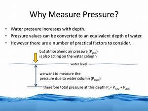 Basic Datalogger Water Level Measurement