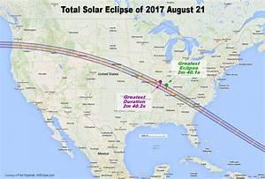 Total Solar Eclipses 2017
