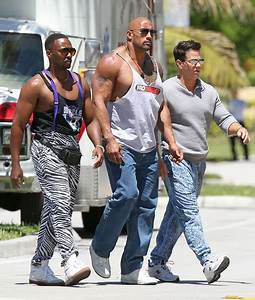 Was The Rock On Steroids For Pain And Gain