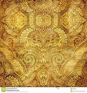 orientalische muster stock abbildung illustration von With markise balkon mit orient tapeten muster